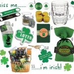 luck of the irish on st. patrick's day!